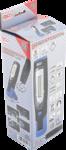 Bgs Technic COB-LED werkplaatslamp met magneet en ophanghaak