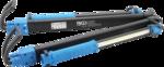 Bgs Technic COB-LED-motorkaplamp met accu & expanderhouder 2 COB-LED Werk-handlampen
