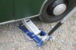 Bgs Technic Hydraulische Vloer Jack, 1,5 tot. Aluminium-staal constructie
