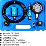Bgs Technic Waterpomptester-set 8-dlg