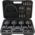 Bgs Technic Carburateur synchroontester, budget serie