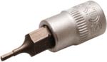 Bgs Technic Bit dop 6,3 mm (1/4) aandrijving interne zeshoek 1,5 mm