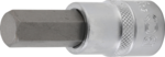 Bgs Technic 1/2 Interne Hexagon dop Bit, 14 mm