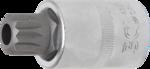 Bgs Technic Bit dop, xzn m16 58 mm, 1/2