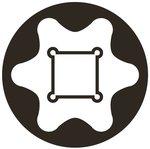Kracht dopsleutel E-profiel (1/2) E10-E