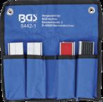 Bgs Technic Beschermbekken-set voor bankschroef 8-dlg