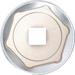 Bgs Technic Dopsleutel zeskant 1/2 - 41mm