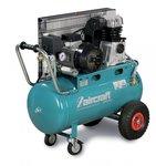 Riemaangedreven olie compressor 10 bar - 50 liter