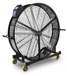 Mobiele ventilator diameter 2000 950W