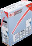 Krimpkous-box rood