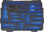 Koffer inlegmodule voor Art. BOXSYS1 & 2 leeg voor Art. 3352