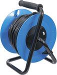 Kabelhaspel 50 m 3x1,5 mm² 4 stopcontacten IP 20 3000 W