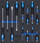 Gereedschapwagen Azubi 4 laden met 151 gereedschappen