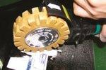 Verf - Roest en sticker verwijdermachine LPC