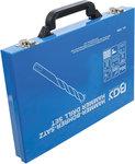 Hamer-boor-set SDS, hardmetalen punt 4 - 12 mm 56-dlg