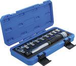 Bgs Technic Momentsleutelset 6,3 mm (1/4) 6 - 30 Nm 10-dlg
