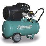 Mobiele compressor 10 bar 50l 247l/min