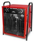 Warmeluchtblazer elektrisch 15kw 3x400V