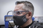 Mond-neus-masker / masker voor elke dag maat M