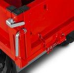 Elektrische minidumper 500kg gasveer 800W