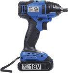 Bgs Technic Accu slagmoersleutel extra kort 250 Nm 18 volt 1/2