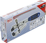 Bgs Technic Asmanchetten-klemtang met draaimoment-aansluiting 90° haaks