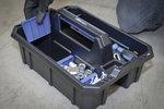 Verdelers voor gereedschapskoffer versterkt kunststof 6 stuks