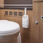 Toiletborstel compact