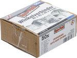Hoek Gezamenlijke Waardeverpakking 40x40x40x2 mm, gegalvaniseerd