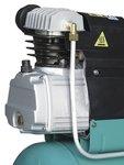 Mobiele compressor 10 bar 25l 132l/min