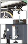 Verticale lintzaagmachine 1,5KW