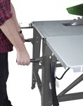 Mobiele tafelzaag hout diameter 315 mm