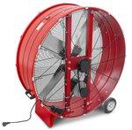 Riemaangedreven ventilator diameter 900mm 437w