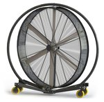 Mobiele ventilator met zwaaifunctie diameter 1500mm 950W