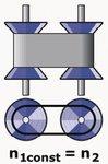 Tafelboormachine vario diameter 24 mm 3x400V