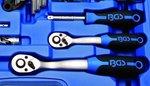 Bgs Technic Dopsleutelset zeskant 6,3 mm (1/4) / 10 mm (3/8) inches 92-delig