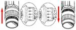 Bgs Technic Momentsleutelset 40 - 210 Nm 11-delig