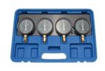 Bgs Technic Synchrone carburateur-tester met 4 synchrone klokken 26-delig