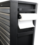 Bgs Technic Gereedschapkar papierrolhouder, 2 delig