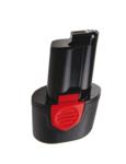 Accu schuur- en polijstset in gereedschapmodule 10,8 V 8-dlg