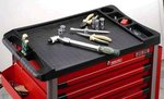 8-drawer trolley with 286pc tools