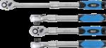 Bgs Technic Ratelsleutel, uittrekbaar 12,5 mm (1/2) 305 - 445 mm