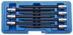 Bgs Technic Bitset, torx, kogelkop 1/4 -7 delig