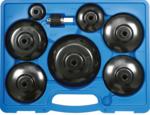 Bgs Technic Oliefiltersleutelset bedrijfswagens 9-delig