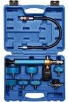 Bgs Technic Koelsysteem diagnosekoffer 9-delig