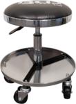 Werkplaatskruk met 5 wielen diameter 360 mm