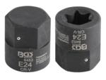 Bgs Technic Dopsleutel E-profiel voor remklauw voor MAN TGA aandrijving buitenzeskant E24