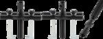 Bgs Technic Buiten/binnen lagertrekkerset, 2 armig 50 - 145 mm 70 - 170 mm