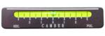 Bgs Technic Niveau voor Gewelfde Meter 1523