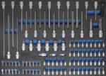Bgs Technic Gereedschapwagen 8 laden met 296-delig gereedschappen